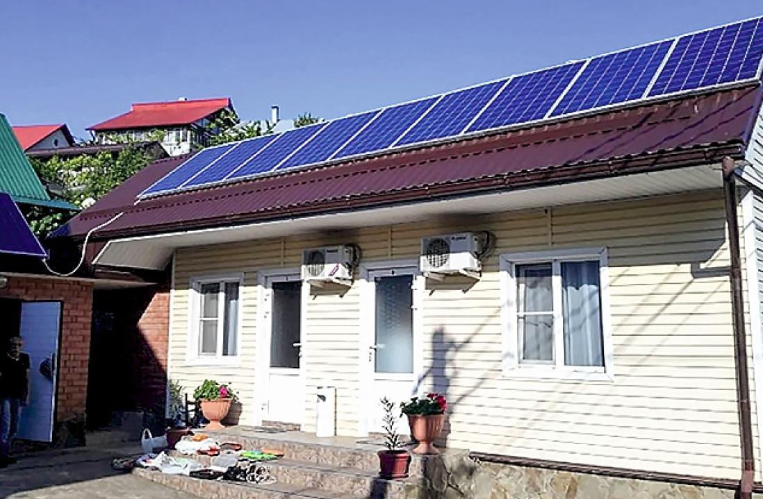 Возобновляемая энергетика: отечественные реализованные проекты. 4/2019. Фото 3