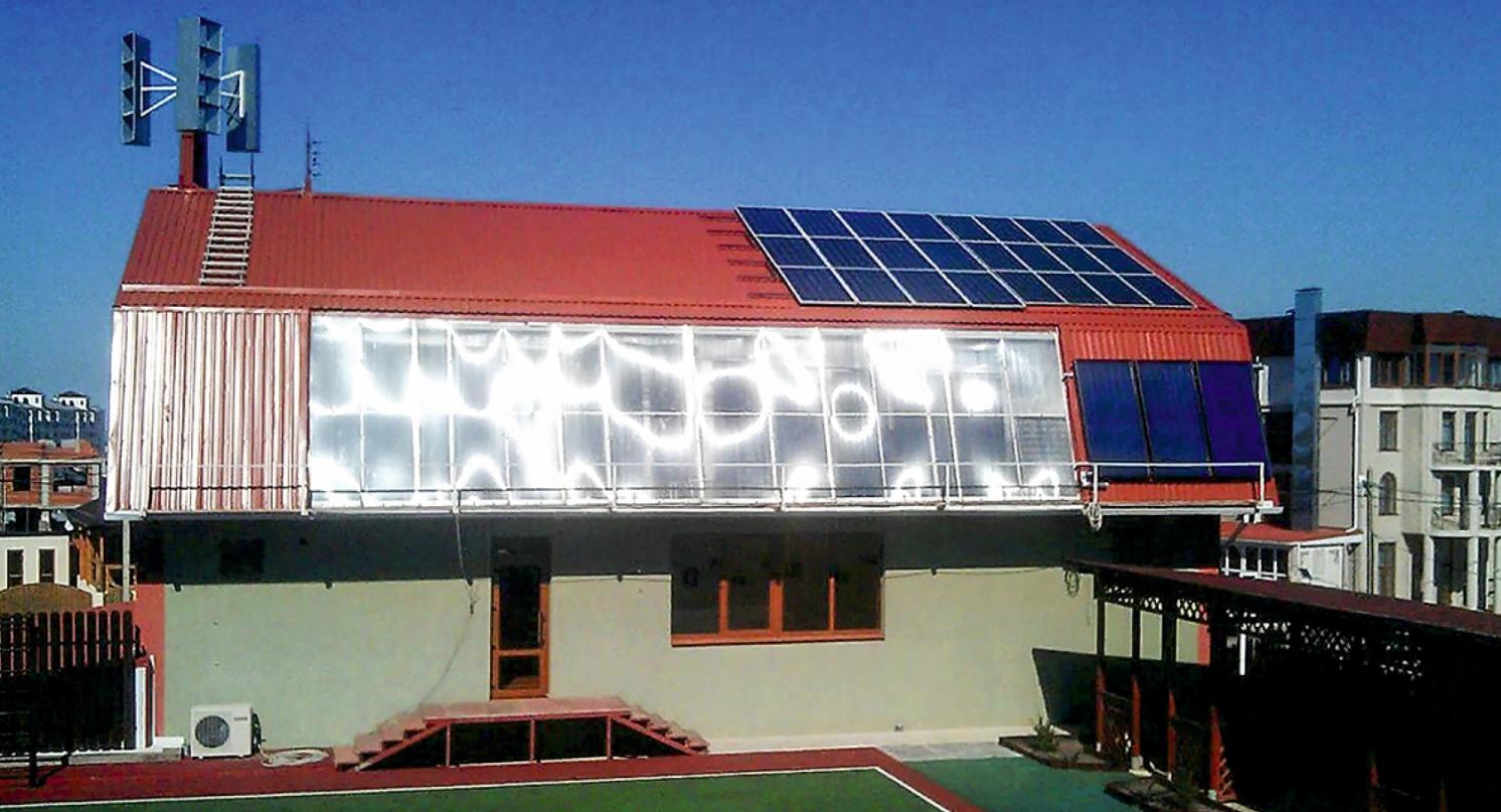 Возобновляемая энергетика: отечественные реализованные проекты. 4/2019. Фото 6