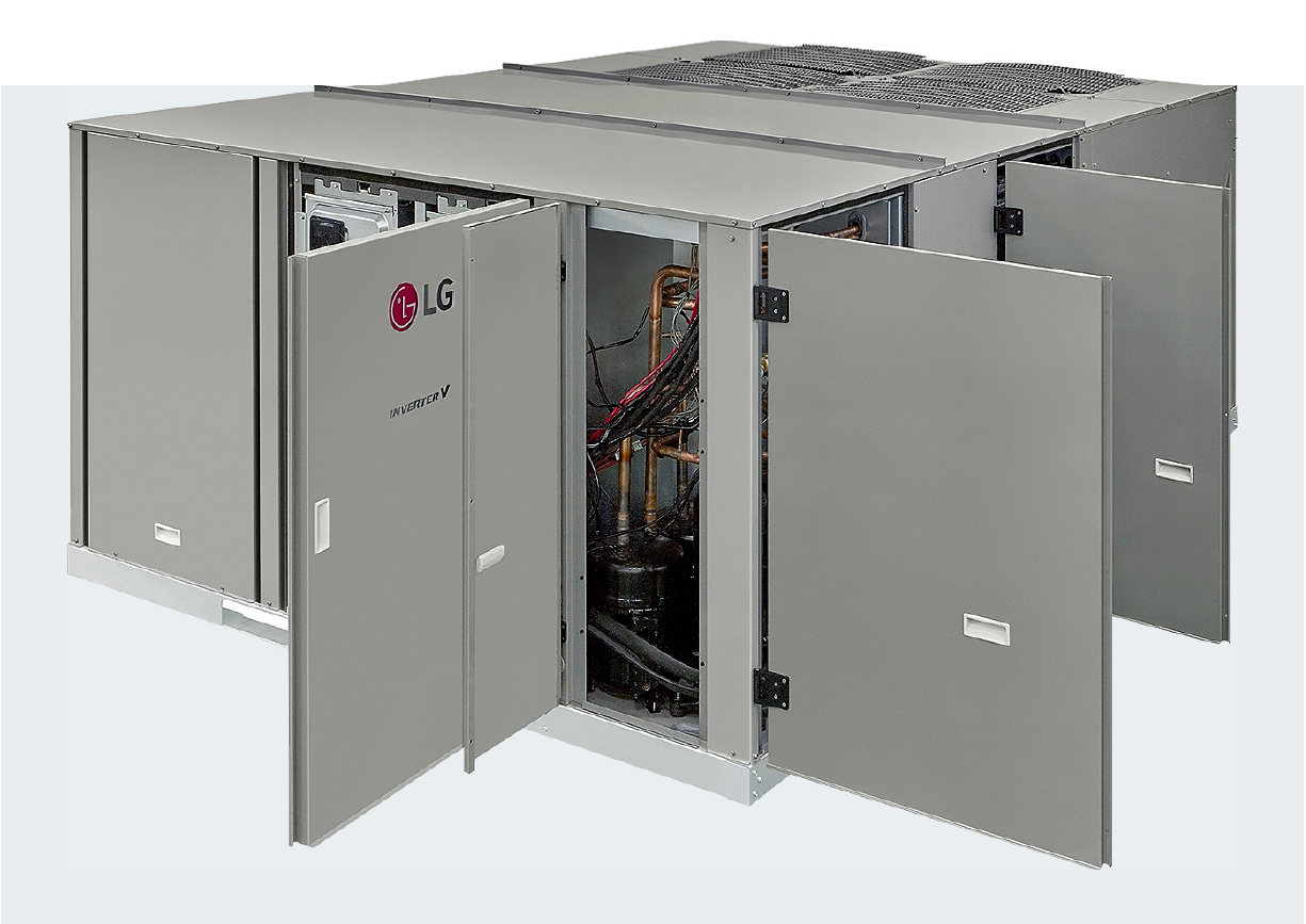 LG Inverter Single Package: превосходство в энергоэффективности, простоте монтажа и обслуживании. 5/2019. Фото 2