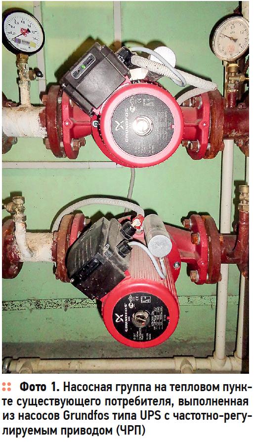 Повышение энергоэффективности систем отопления и вентиляции: сравнительный анализ проектной документации. 6/2019. Фото 12