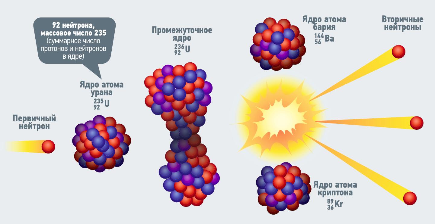 хотел деление ядер урана картинка нашим