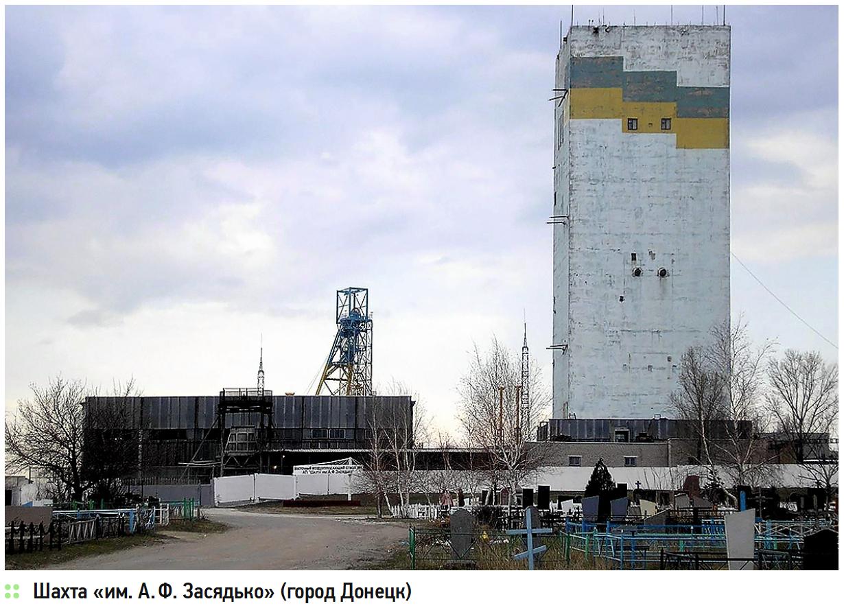 Когенерационная энергетика Донбасса: современность и перспективы утилизации шахтного метана. 9/2019. Фото 2