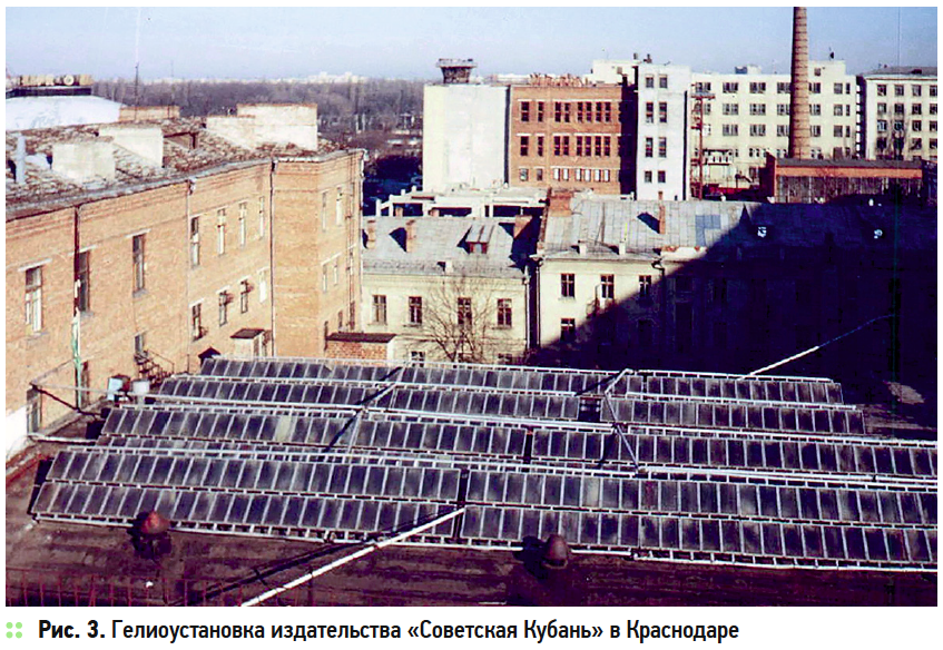 Солнечное теплоснабжение в Краснодарском крае. 10/2019. Фото 3