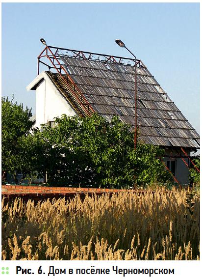 Солнечное теплоснабжение в Краснодарском крае. 10/2019. Фото 6