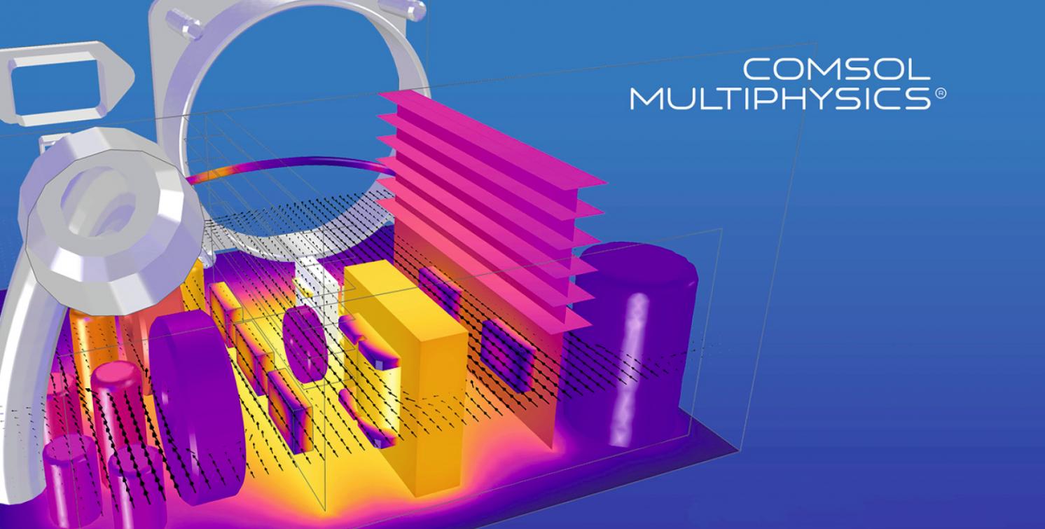 Моделирование в COMSOL Multiphysics функциональных характеристик труб для ЖКХ из композитных материалов. 11/2019. Фото 1