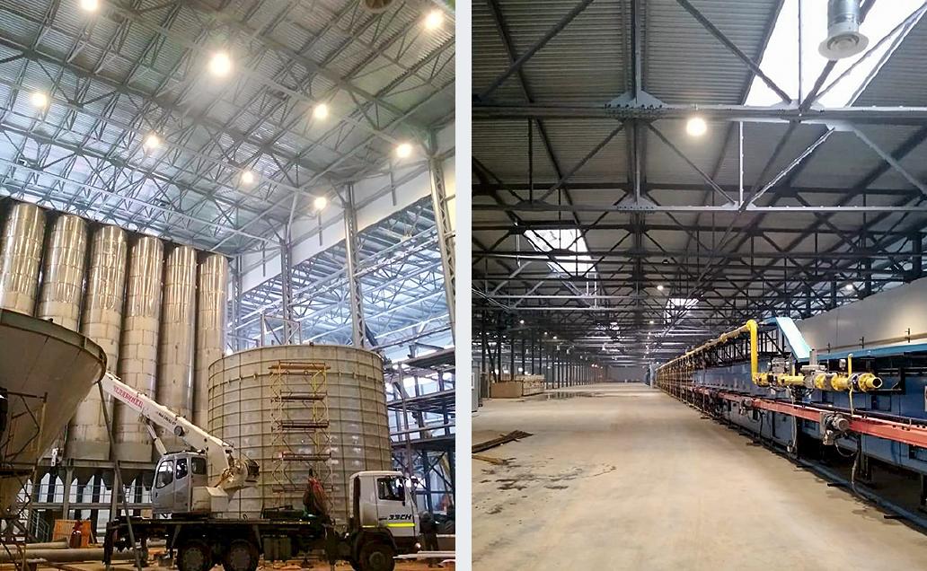 Освещение для промышленных предприятий: совмещаются ли энергоэффективность, экономия и качество. 11/2019. Фото 4