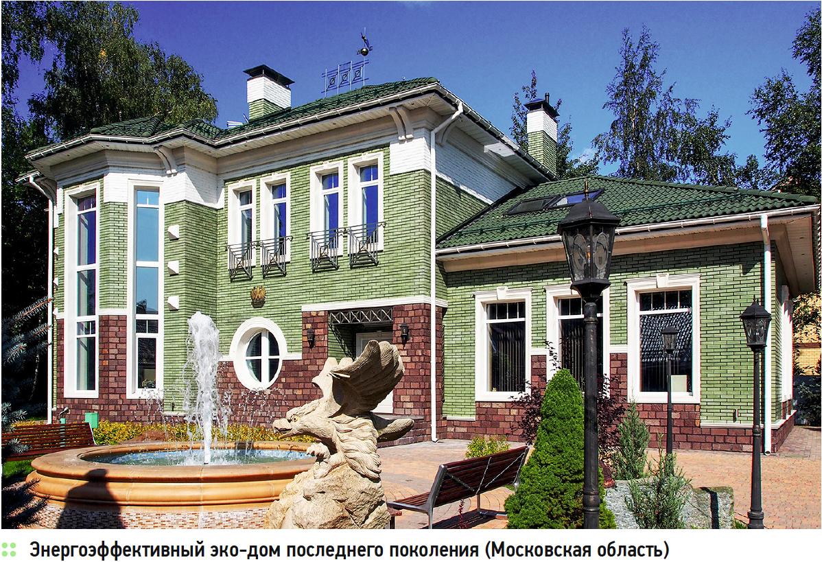 Проекты года. Энергоэффективный дом с безупречным микроклиматом. 1/2020. Фото 1