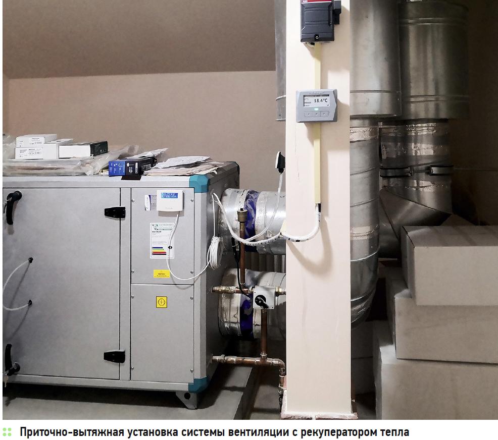 Проекты года. Энергоэффективный дом с безупречным микроклиматом. 1/2020. Фото 5