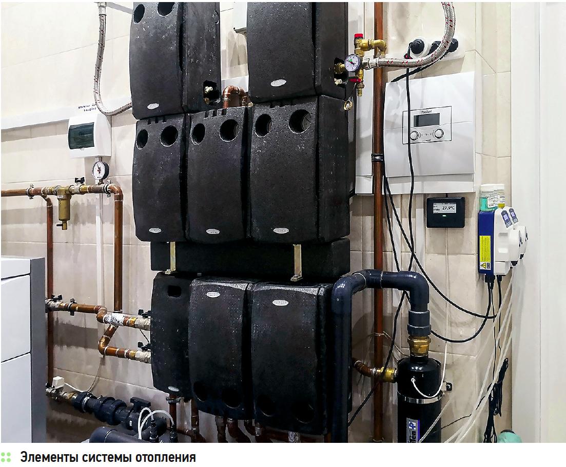 Проекты года. Энергоэффективный дом с безупречным микроклиматом. 1/2020. Фото 4