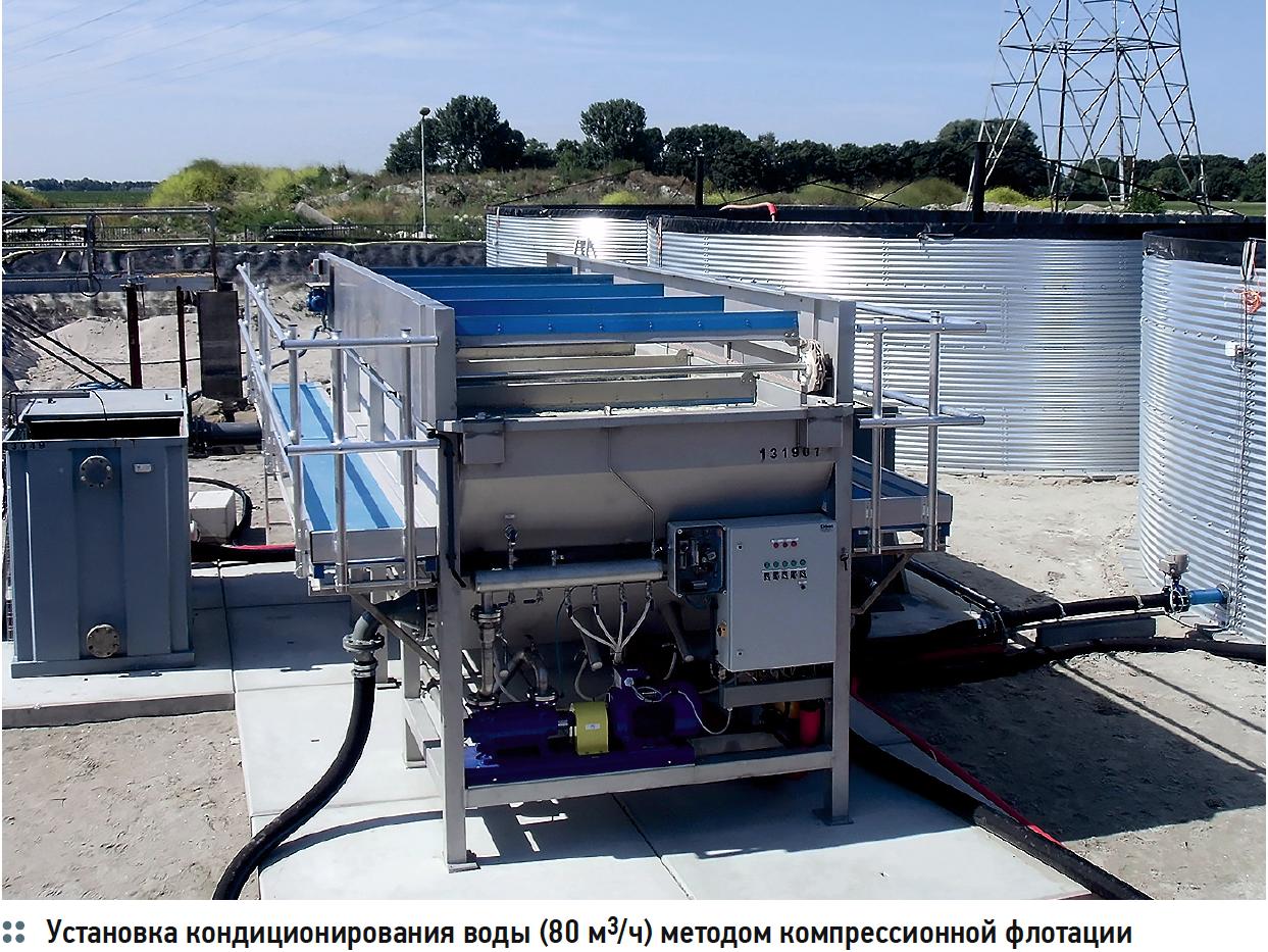 Применение полиэлектролитов в процессах кондиционирования воды флотацией. 12/2019. Фото 2
