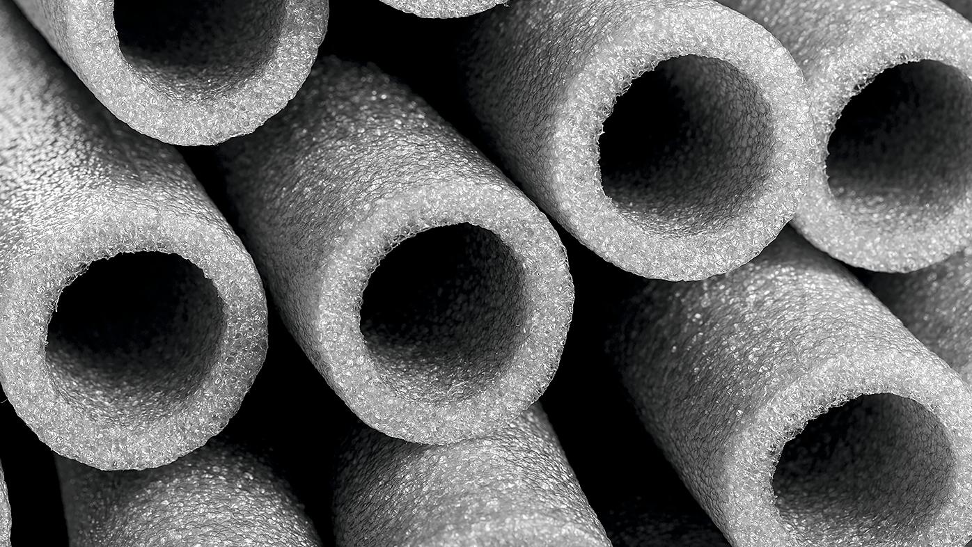 Исследование тепловой изоляции на основе вспененного полиэтилена в форме трубок. Часть 3. Теплопроводность. 12/2019. Фото 1