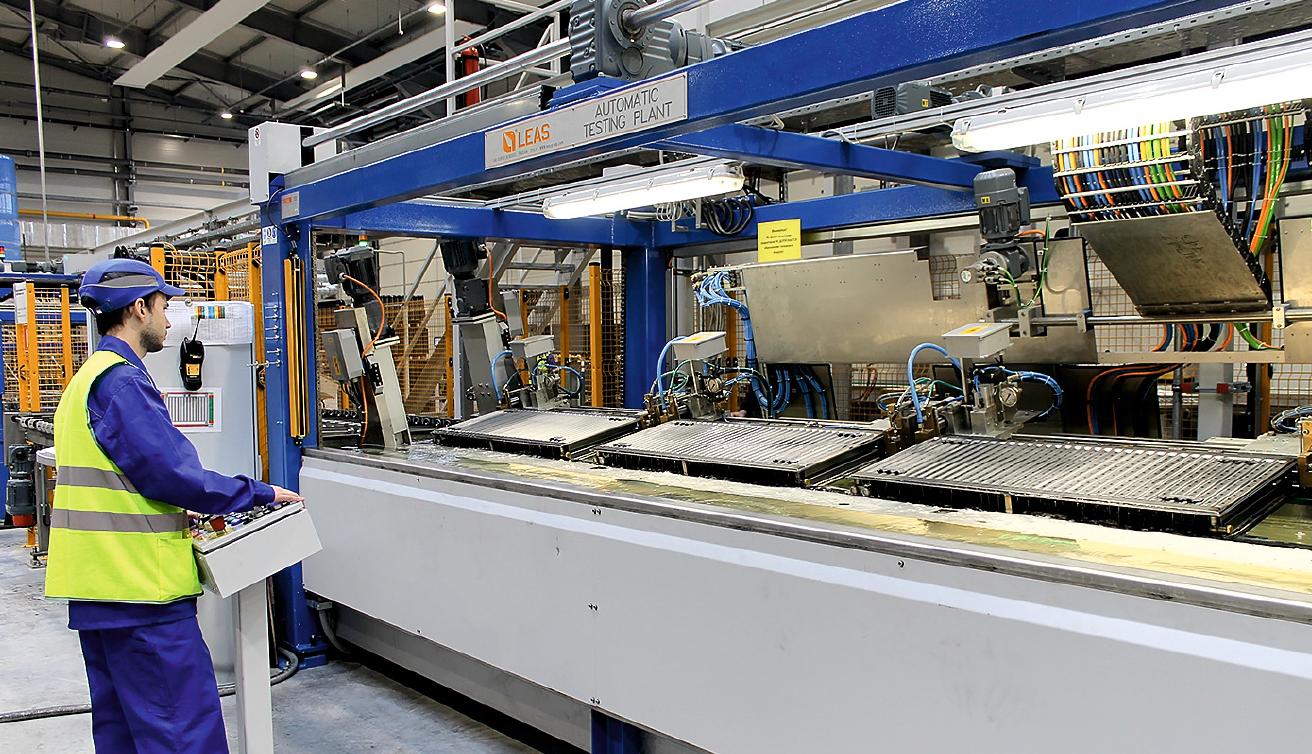Kermi в России: компания открыла завод по производству стальных панельных радиаторов. 1/2020. Фото 4