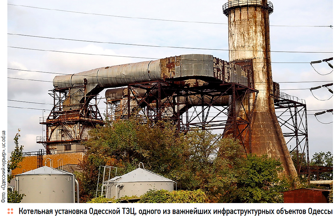 Централизованное теплоснабжение в городах Украины. 1/2020. Фото 6