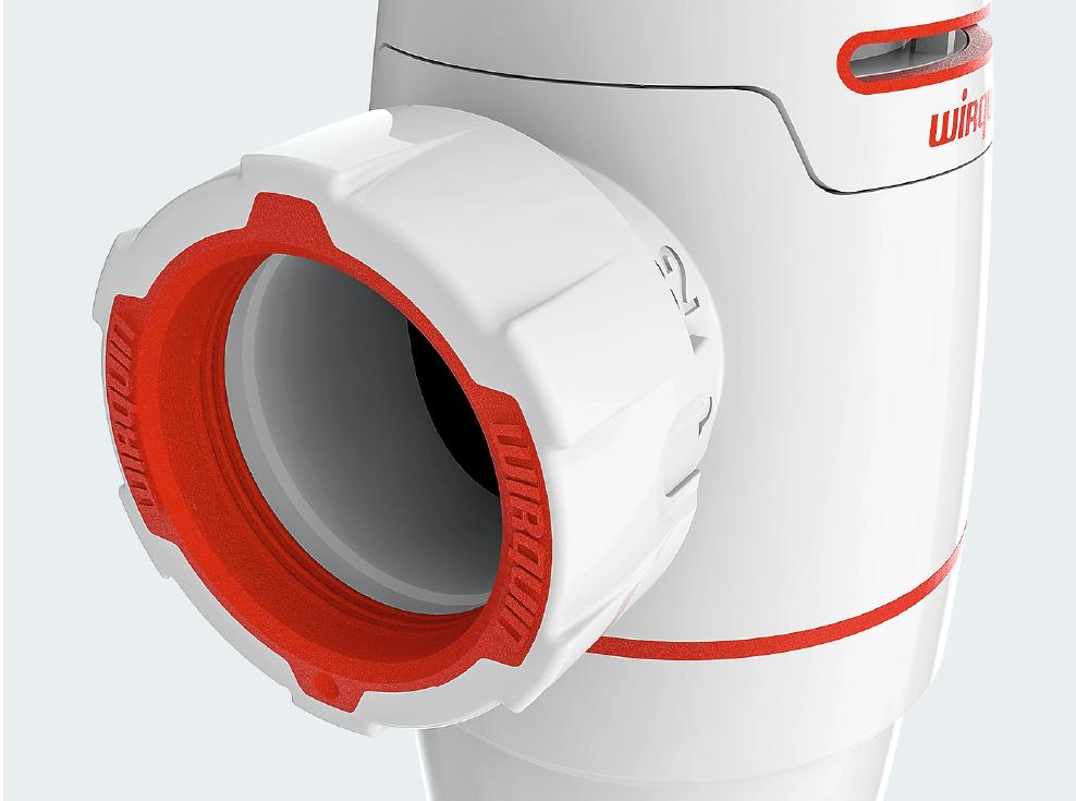 Сифон Wirquin Neo: надёжная защита от шума и запахов. 2/2020. Фото 4