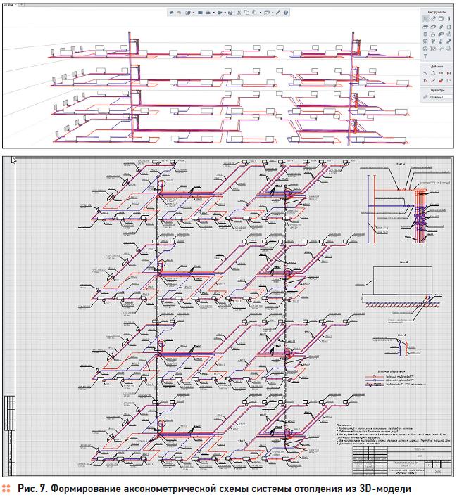 Эволюция проектирования системы отопления: от наскальных рисунков к BIM-моделям. 2/2020. Фото 7