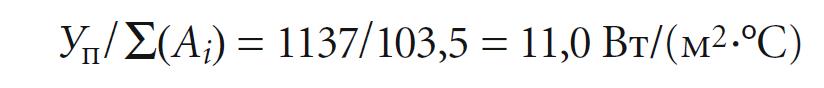 Учёт теплоустойчивости помещения при расчёте нагрузки на охлаждение помещения. 2/2020. Фото 9