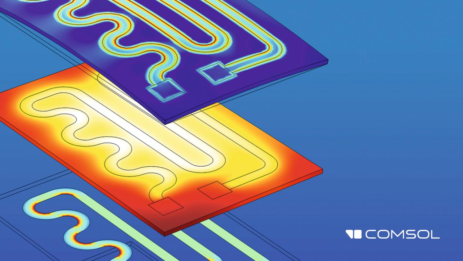 Моделирование в COMSOL Multiphysics условий армирования углепластиком изделий для ЖКХ. 3/2020. Фото 1