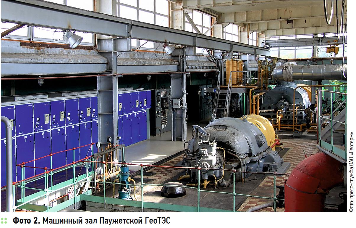 Геотермальные электростанции России. 3/2020. Фото 4