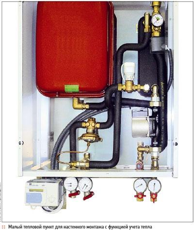 Individual heat supply stations. 11/2011. Фото 5