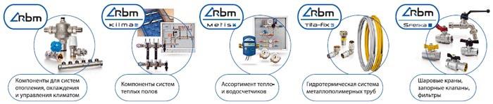 Новый клапан RBM для российских систем отопления. 1/2012. Фото 2