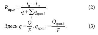 Теплофизические свойства стеновых ограждающих конструкций  . 1/2012. Фото 2