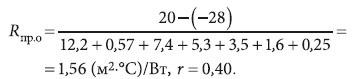 Теплофизические свойства стеновых ограждающих конструкций  . 1/2012. Фото 5