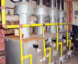 Thermal energy savings in various buildings. 3/2012. Фото 4