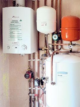 Thermal energy savings in various buildings. 3/2012. Фото 5