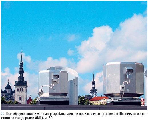 Крышные вентиляторы. Критерии выбора. 3/2012. Фото 1