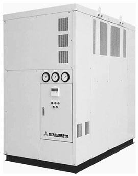 Heat pumps MHI: industrial-scale energy efficiency. 4/2012. Фото 5