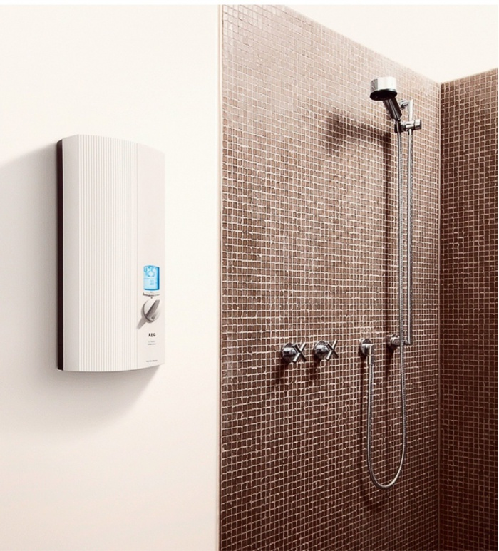 Three-phase instantaneous water heaters. Overview market.. 6/2012. Фото 1