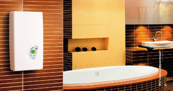 Three-phase instantaneous water heaters. Overview market.. 6/2012. Фото 3