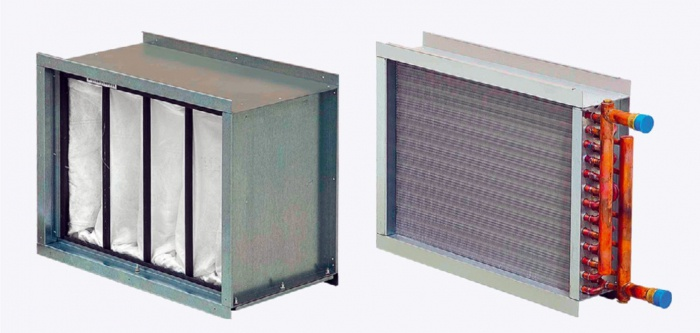 New type of VTS channel air handling units. 6/2012. Фото 4