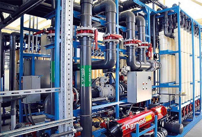 Очистка воды от тяжелых изотопов дейтерия, трития и кислорода. 9/2012. Фото 1