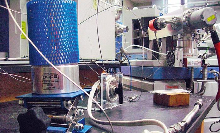 Очистка воды от тяжелых изотопов дейтерия, трития и кислорода. 9/2012. Фото 6