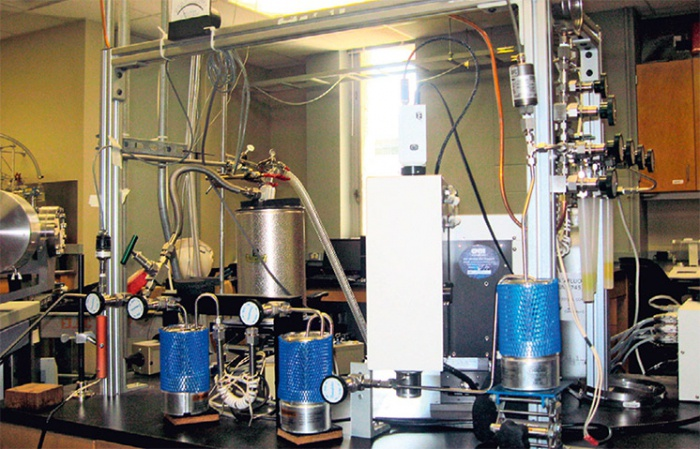Очистка воды от тяжелых изотопов дейтерия, трития и кислорода. 9/2012. Фото 10
