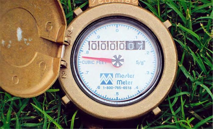 Интеллектуальный учет воды. 11/2012. Фото 1