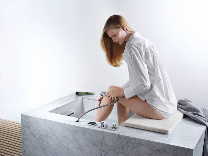 Ванная комната все чаще становится приятным убежищем от повседневной суеты.