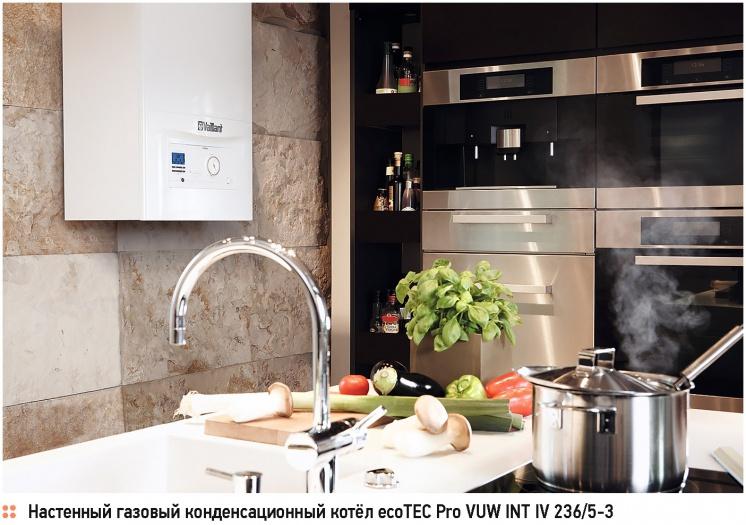 Газовые конденсационные котлы: высокоэффективные и экономные. 12/2014. Фото 4