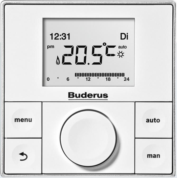 Новое поколение автоматики Buderus New System Control для систем отопления. 12/2014. Фото 1