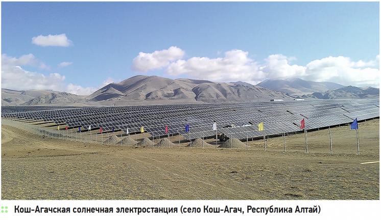 О нюансах развития возобновляемой энергетики в России и в мире . 8/2015. Фото 9