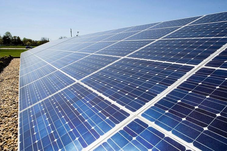 В Вилейском районе появится фотоэлектростанция