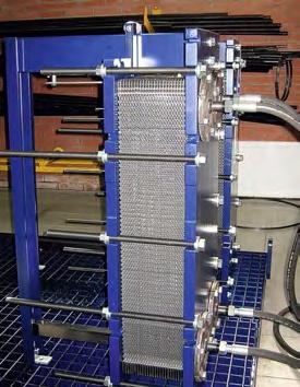 Производитель теплообменников Разборный пластинчатый теплообменник APV Q080 Оренбург