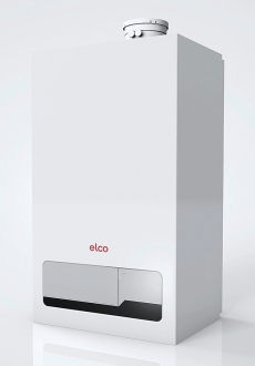 Elco - a new brand of condensing boilers in the Russian market