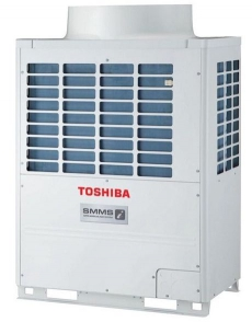 Toshiba air conditioners - new items in 2017