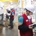 Испытание чести: этапы проверки холодильных машин от LG Electronics