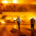 Надёжные решения Danfoss для эффективного пожаротушения тонкораспыленной водой
