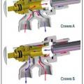 Рис. 1. Однотрубный регулирующий 4-ходовой узел одноточечного подключения FAR,  код 1455