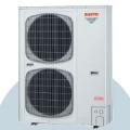 Системы кондиционирования SANYO с возможностью притока свежего воздуха