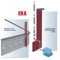 Дымоходы фирмы EKA